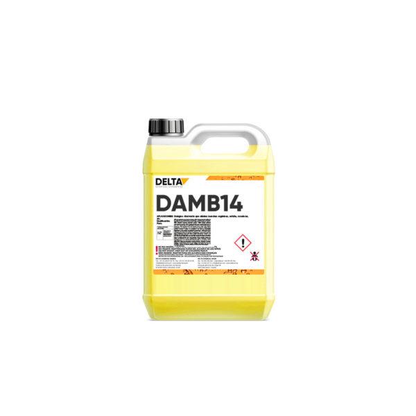 DAMB14 Ambientador aroma pino 1 Opiniones Delta Chemical