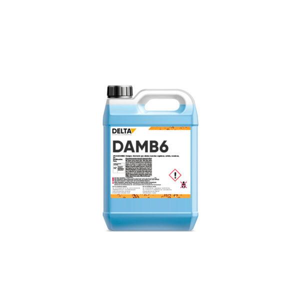 DAMB6 AMBIENTADOR AROMA SENSACIÓN OCEANO 1 Opiniones Delta Chemical
