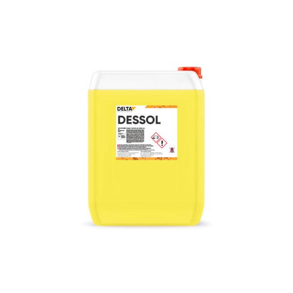 DESSOL DESENGRASANTE DESINFECTANTE, BACTERICIDA Y FUNGICIDA CON H.A. 1 Opiniones Delta Chemical