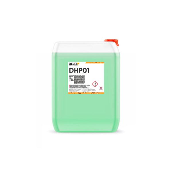 DHP01 GEL DE MANOS DESENGRASANTE LÍQUIDO 1 Opiniones Delta Chemical