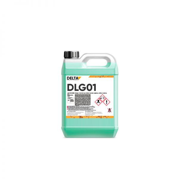 DLG01 LIMPIADOR NEUTRO CON PODER HIGIENIZANTE 1 Opiniones Delta Chemical