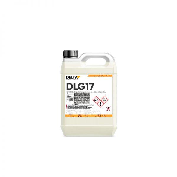 DLG17 HIGIENIZANTE, DILUYENTE FOSAS SEPTICAS Y WC 1 Opiniones Delta Chemical