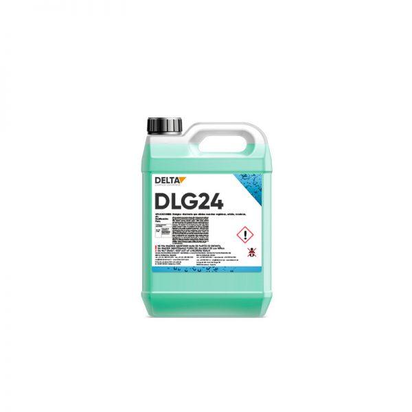 DLG24 LIMPIADOR ENÉRGICO NEUTRO OLOR FLORAL 1 Opiniones Delta Chemical
