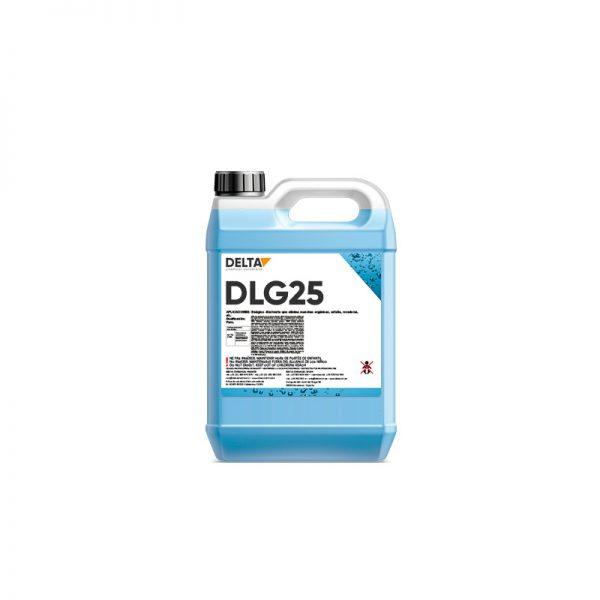 DLG25 LIMPIADOR NEUTRO PARA SUELOS OLOR CITRICO 1 Opiniones Delta Chemical