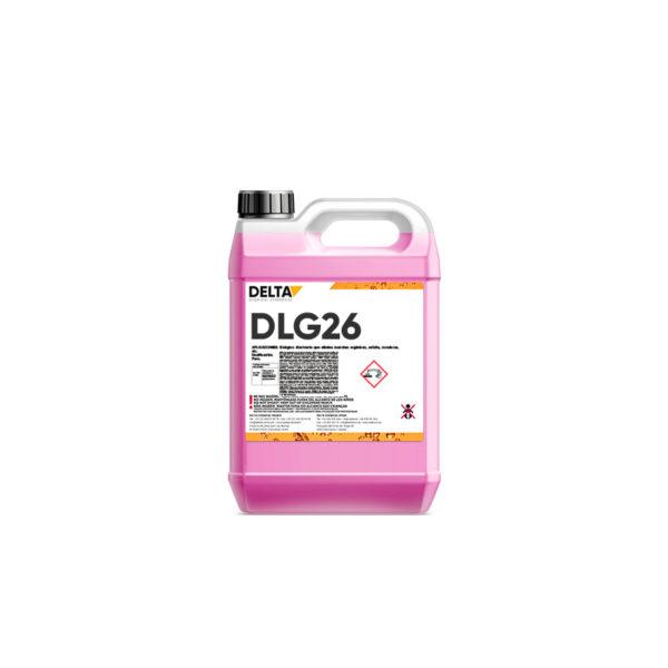 DLG26 DESENGRASANTE ESPECIAL PARA HORNOS Y PLANCHAS 1 Opiniones Delta Chemical