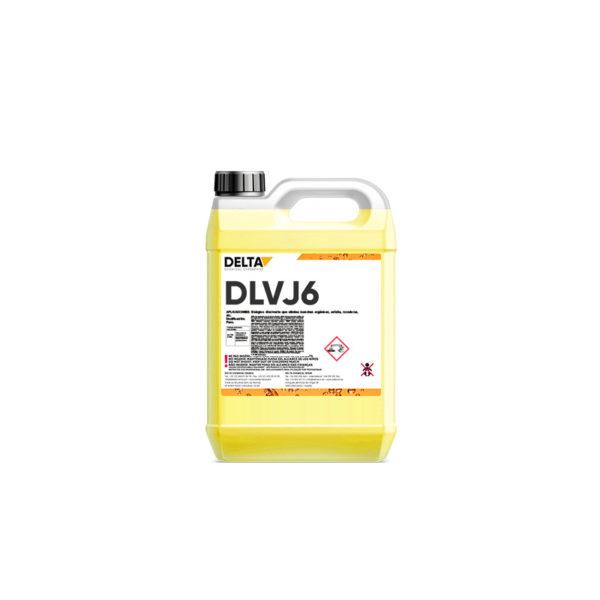 DLVJ6 LAVAVAJILLAS ALCALINO PARA AGUAS DE EXTREMA DUREZA 1 Opiniones Delta Chemical