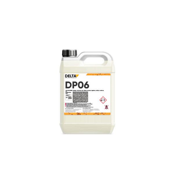 DP06 DISMINUIDOR DEL PH LÍQUIDO 1 Opiniones Delta Chemical