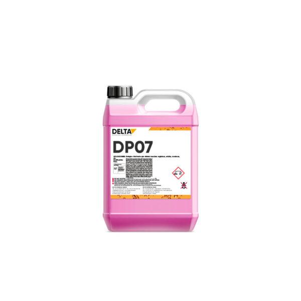 DP07 DESINCRUSTANTE DE SEGURIDAD SIN VAPORES 1 Opiniones Delta Chemical